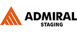 Admiral Staging logo